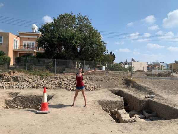 So, you have just been accepted on your first archaeological dig. What next?