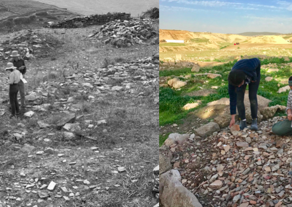 Covid 19 and Archaeology: A Lesson in Making Things Work