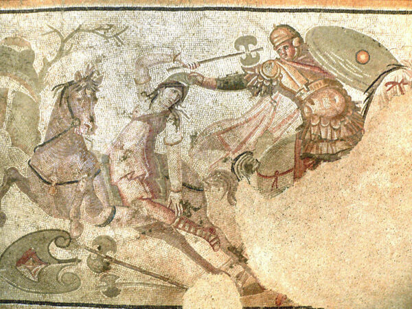 Amazons: Ancient Warrior Women as Powerful Role Models for Women Today